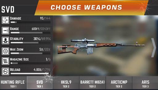 Sniper 3D Assassin apk gameplay