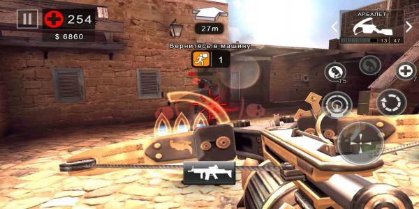 Dead Trigger 2 Zombie Shooter V1 6 7 Apk Obb Mod Bullets
