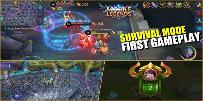 Mobile Legend Bang Bang Apk survival gamemodes