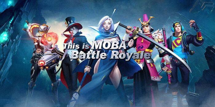 Survival Heroes moba survival