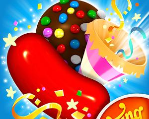 Candy Crush Saga avatra