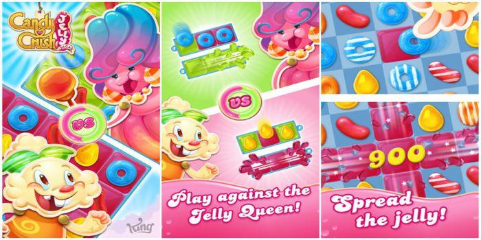 Candy Crush Saga with friend