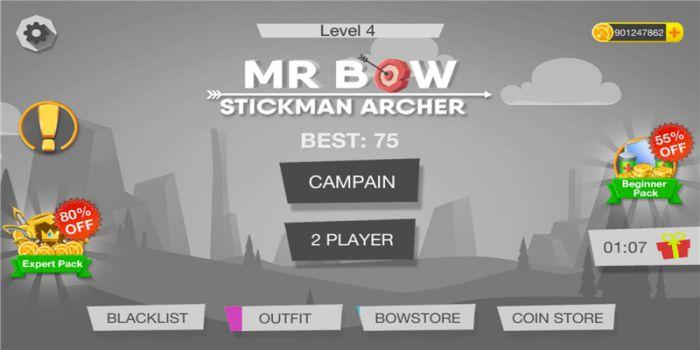 Mr Bow apk download