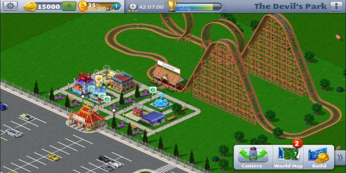 Rollercoaster Tycoon Gamemode