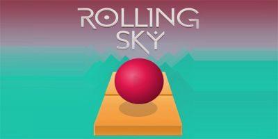 Rolling Sky apk mod game