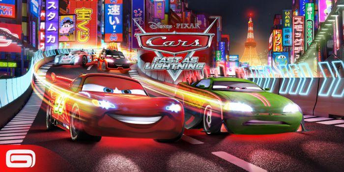 Car Fast as Lightning apk