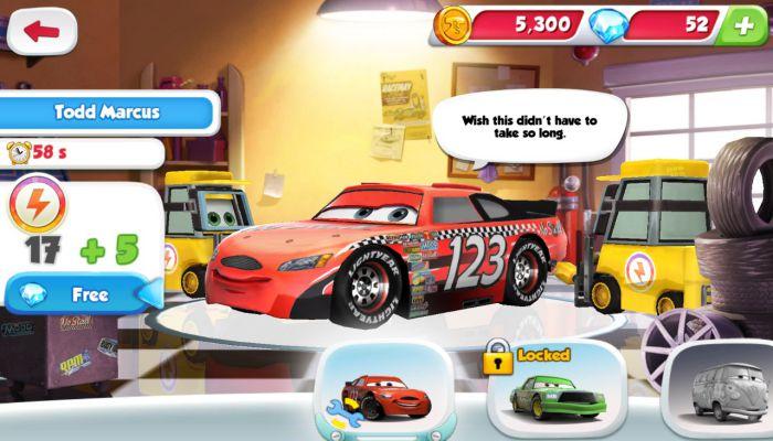 Car Fast as Lightning apk game