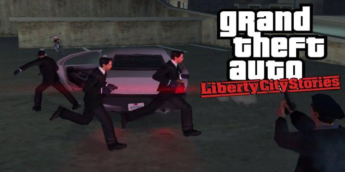 GTA Liberty City Stories APK MOD