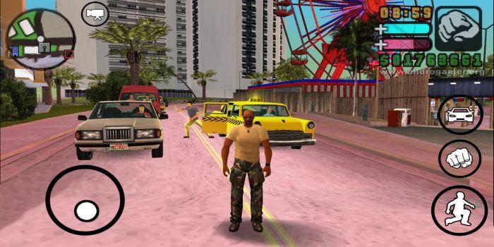 GTA Liberty City Stories CONTROL