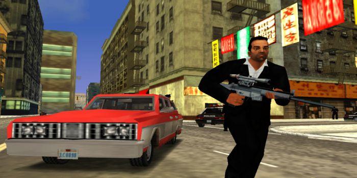 GTA Liberty City Stories GAMEPLAY