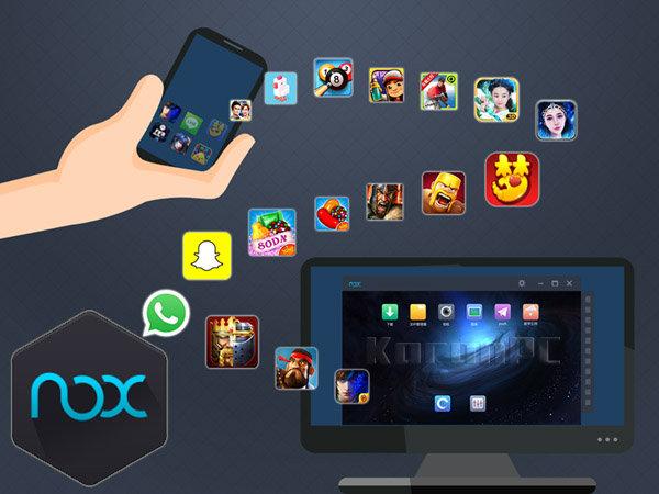 Hago app nox