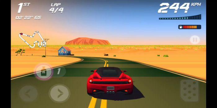 Horizon Chase - World Tour apk game