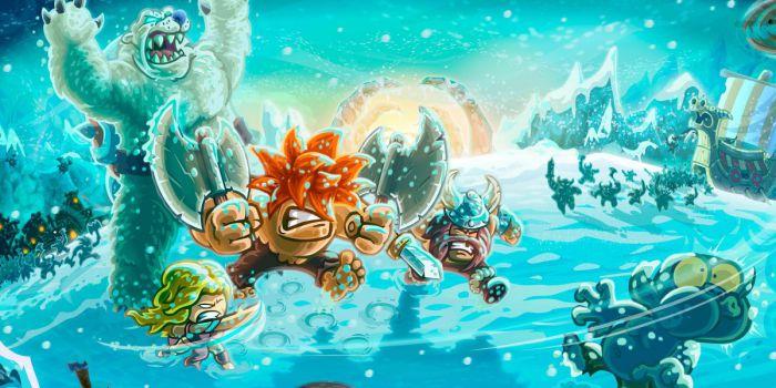 Kingdom Rush Vengeance graphics