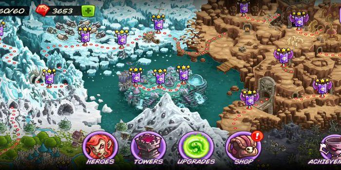 kingdom rush vengeance apk latest