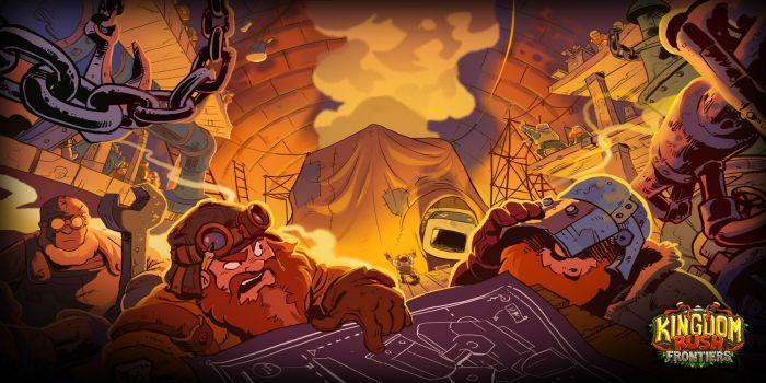 Kingdom Rush Vengeance story
