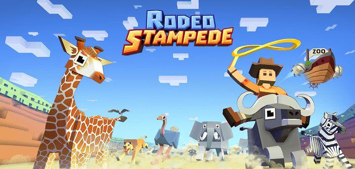 Rodeo Stampede - Sky Zoo Safari apk