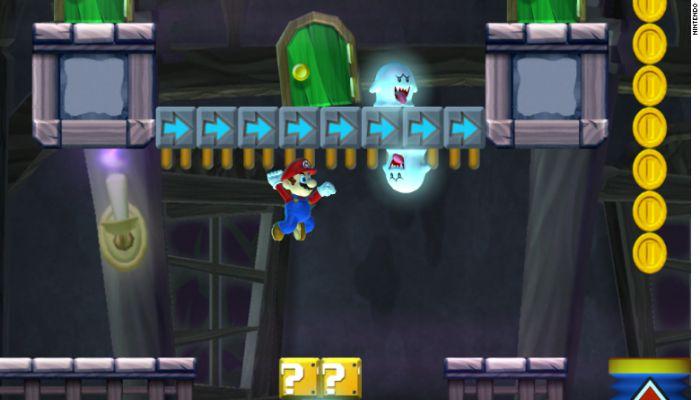 Super Mario Run mode