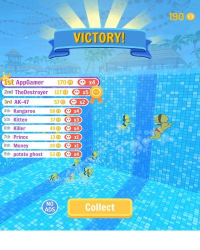 Aquapark.io game mod