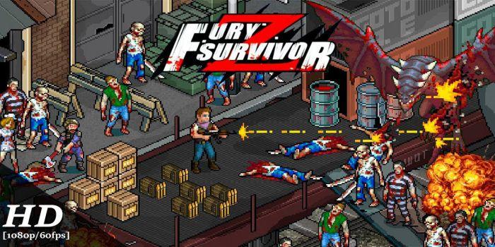 Fury Survivor: The Pixel Z apk