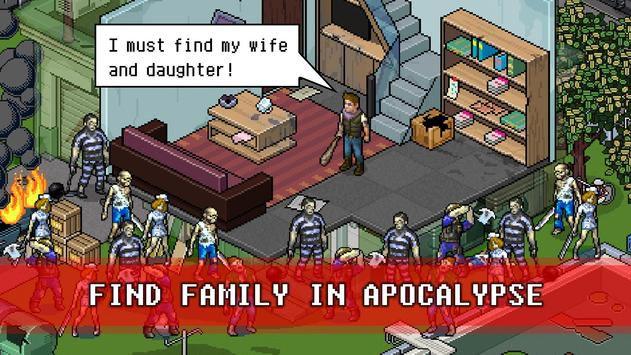 Fury Survivor: The Pixel Z mod game