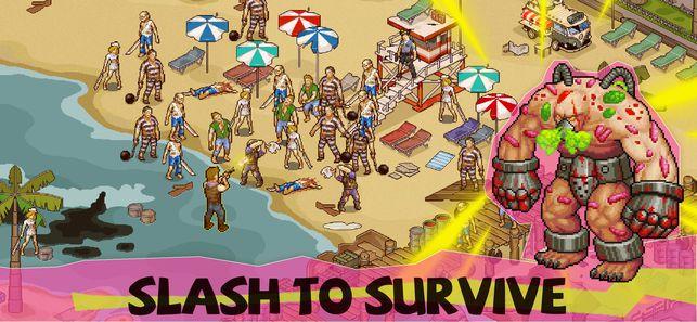 Fury Survivor: The Pixel Z gameplay