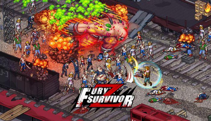 Fury Survivor: The Pixel Z best zombie game