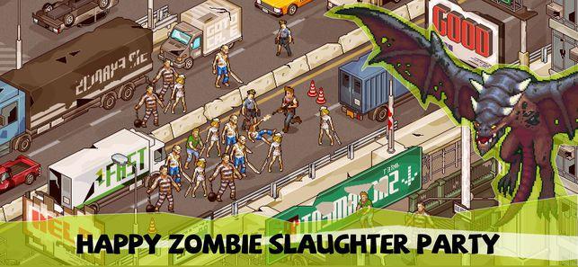 Fury Survivor: The Pixel Z kill zombie