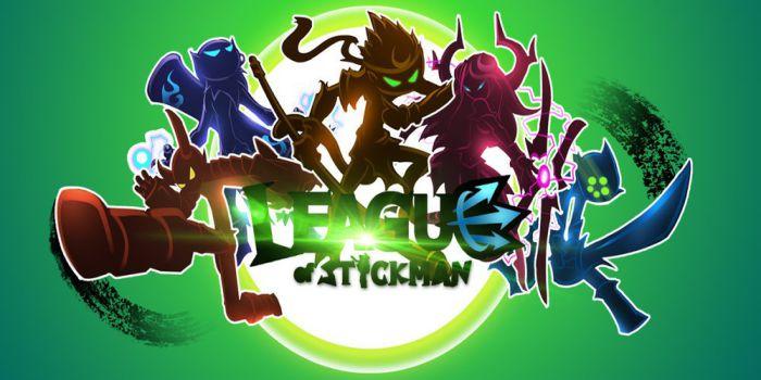 League of Stickman 2019 apk