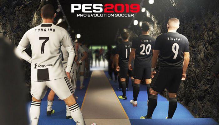PES 2019 PRO EVOLUTION SOCCER APK + OBB v3 3 0 download