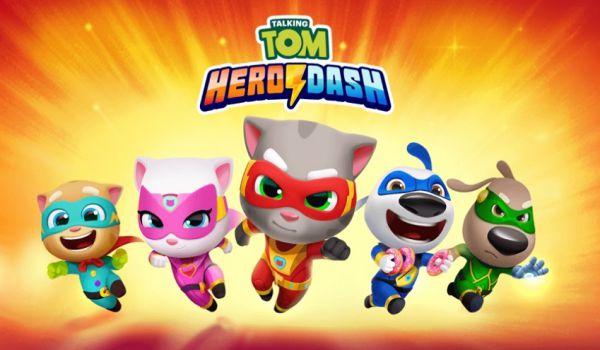 Talking Tom Hero Dash apk