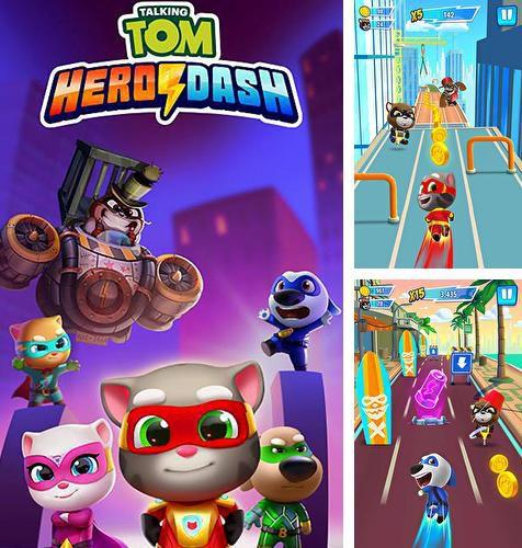 Talking Tom Hero Dash game android