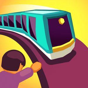 Train Taxi icon