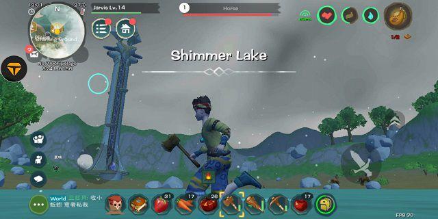 Utopia Origin game apk