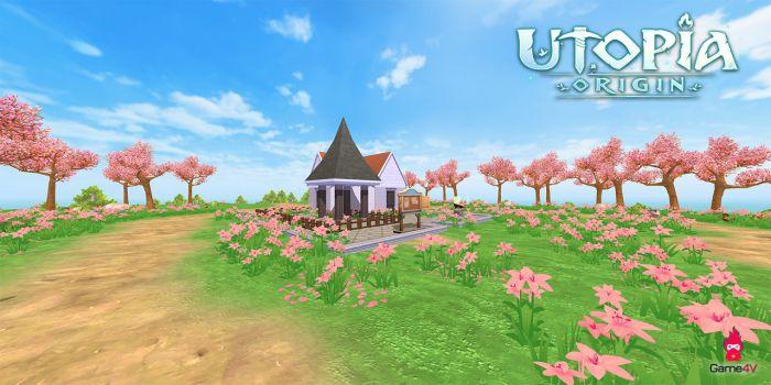 Utopia Origin mod game