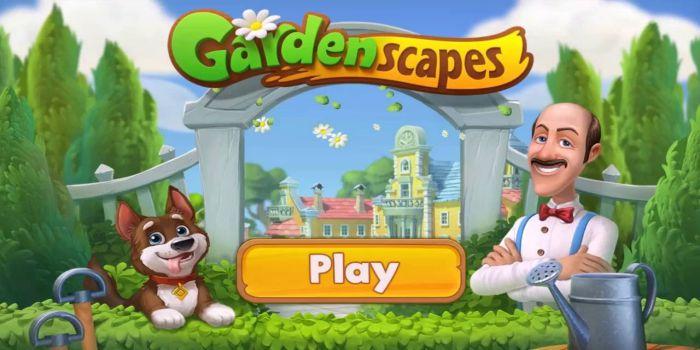 gardenscapes apk