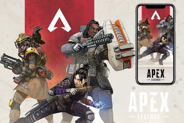 Apex Legends Mobile Apk Obb V1 0 3 Download For Android