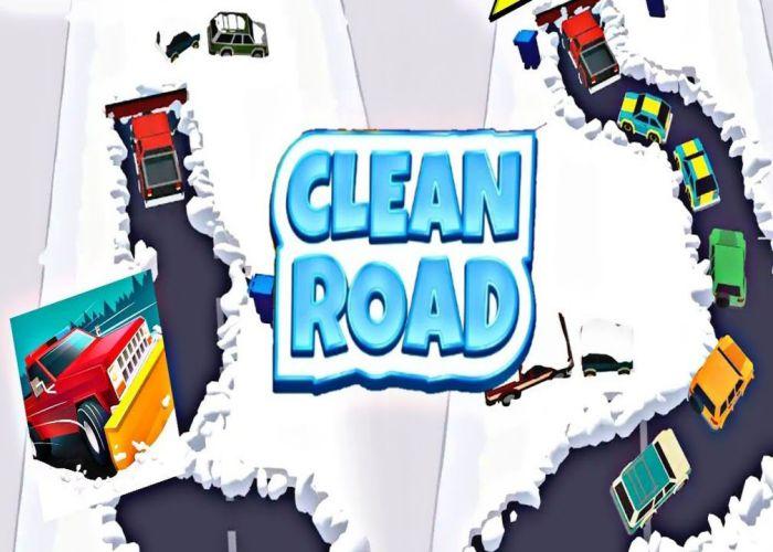 Clean Road mod apk