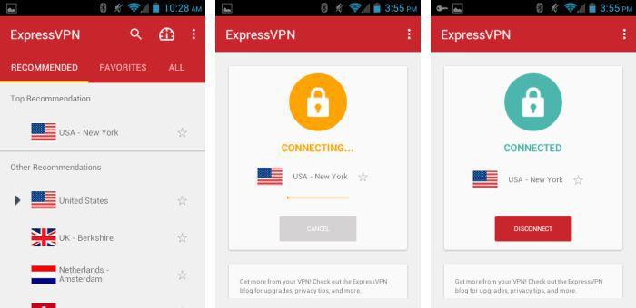 ExpressVPN mod premium