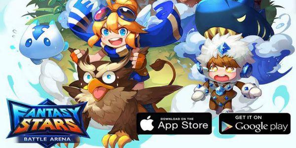 Fantasy Stars: Battle Arena icon