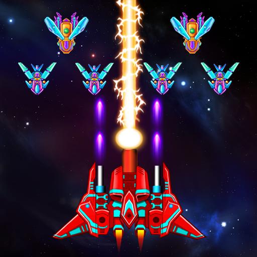 Galaxy Attack : alien shooter icon