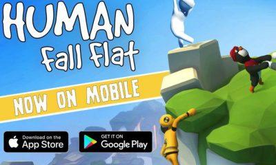 Human: Fall Flat Icon