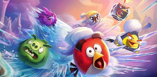 Angry Bird 2 apk mod story