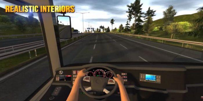 Bus Simulator mod android
