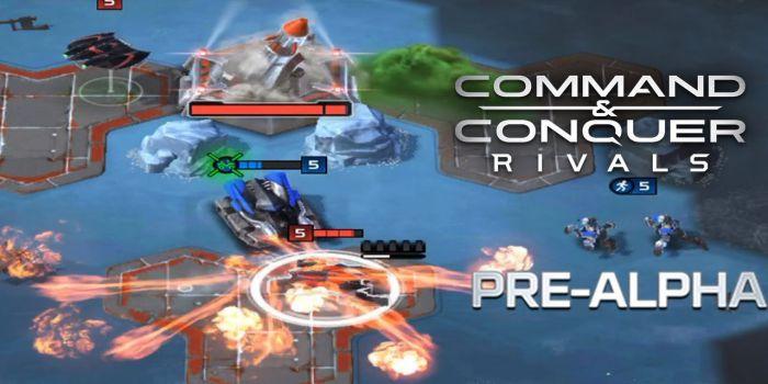 Command & Conquer apk mod content