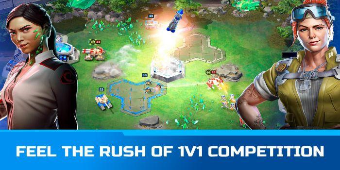 Command & Conquer apk mod gameplay