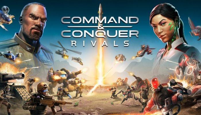 Command & Conquer apk mod
