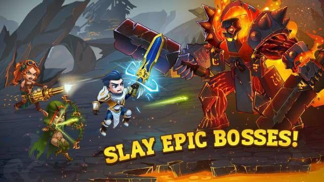 Hero Wars apk mod boss