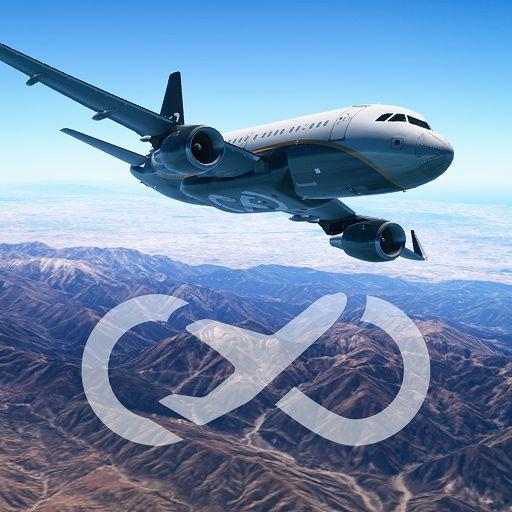 Infinite Flight apk mod icon