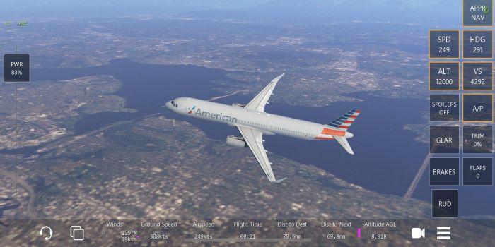 Infinite Flight apk mod word