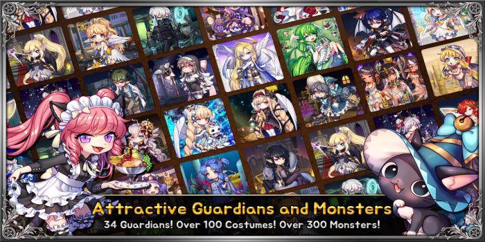 Lutie RPG Clicker apk mod collect